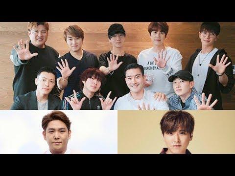 2019-06-03 SJ宣佈下半年9人陣容回歸 韓飯要求強仁晟敏退出組合 - YouTube