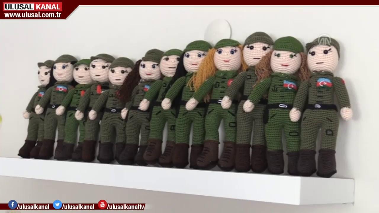 Amigurumi Türkiye-Polis Kız Bebek Tarifi | 720x1280