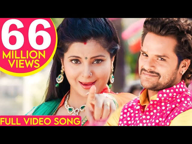 Jhumka Jhulaniya | FULL SONG | Khesari Lal Yadav, Smrity Sinha | BHOJPURI HIT SONG | 2017 #1