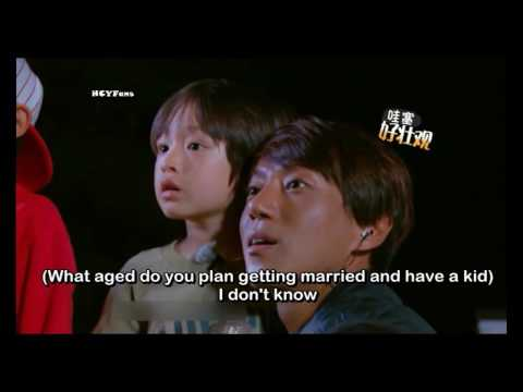 Engsub Hwang Chi Yeul Interview with Youku