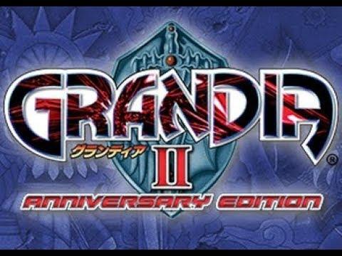 Стрим по игре *Grandia II*  (Remaster  Anniversary Edition)  #9  (ФИНАЛ)  (На Русском языке)