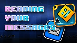 Reading Your Messages in Geometry Dash!