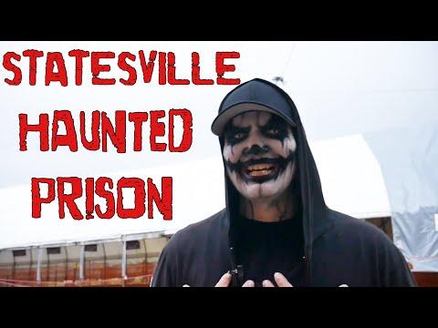 Statesville Haunted Prison 😱 Scaretober 2018