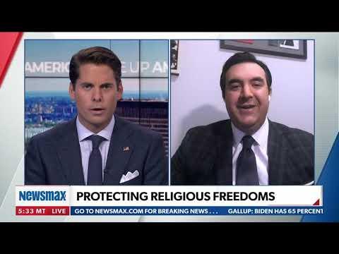SCOTUS Affirms the Right to Worship - Jordan Sekulow on Newsmax