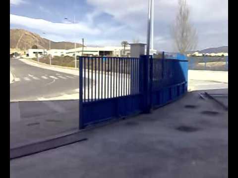 Puerta corredera de dos hojas youtube - Puertas de dos hojas ...