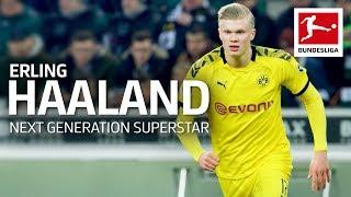 Erling Haaland Borussia Dortmund s Next Generation Superstar