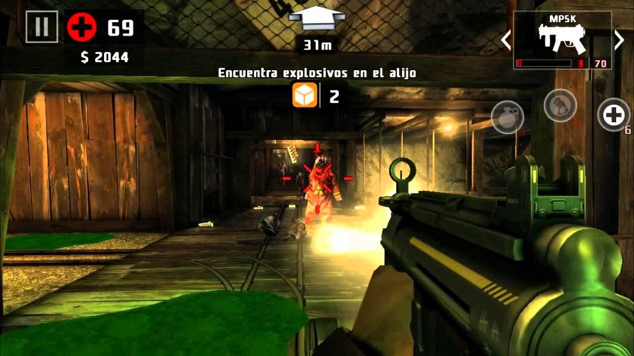 El Mejor Juego De Zombies En Facebook Dead Trigger 2 Juego