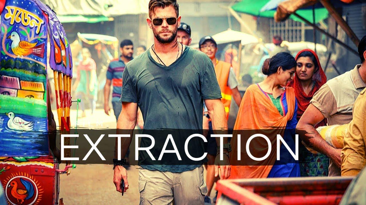Download Extraction 2020 Netflix Film Chris Hemsworth, Pankaj Triphathi