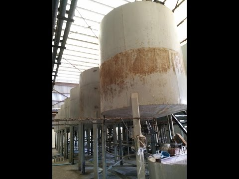 Tank Systems Anti Corrosion Protective Systems Malaysia | Stainless Steel Tanks