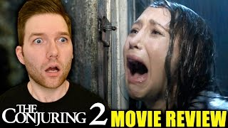 The Conjuring 2 - Movie Review