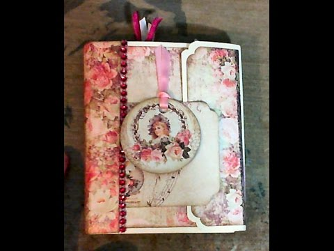 Envelope Flip Book - First Project of 2017 YIPPPEEEE