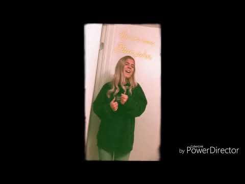 Anna Seavey Singing Part 2