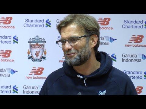Jurgen Klopp's Post Match Press Conference - Liverpool 4-0 Everton
