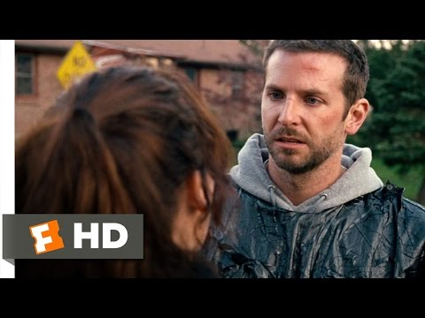 Silver Linings Playbook (4/9) Movie CLIP - I Like to Run Alone (2012) HD
