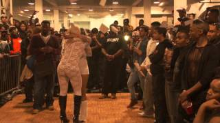 "FQ PERFORMANCE ""ICE PRINCESS"" @ THE COLDEST WINTER EVER 2013 PART 2"