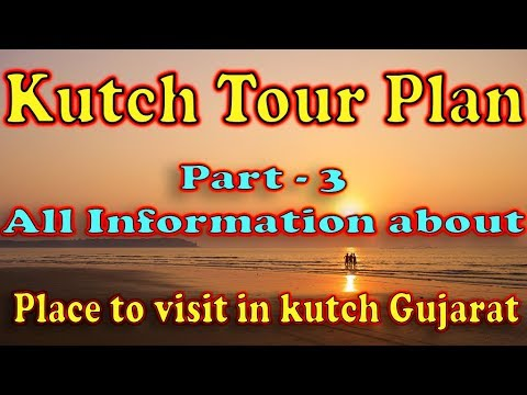 Kutch Gujarat Tourism Guide | Part-3| Mandvi Kutch | kutch tour packages | vaibhav vlogs