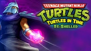Teenage Mutant Ninja Turtles IV: Turtles In Time (XBox 360)