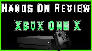 UNBELIEVABLE! Xbox One X Gets A Shocking Early Review! WOW!