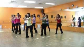 Buzz Me - Line Dance (Dance & Teach in English & 中文)