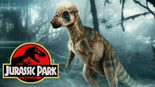 The History of the Pachycephalosaurus in the Jurassic Park Franchise