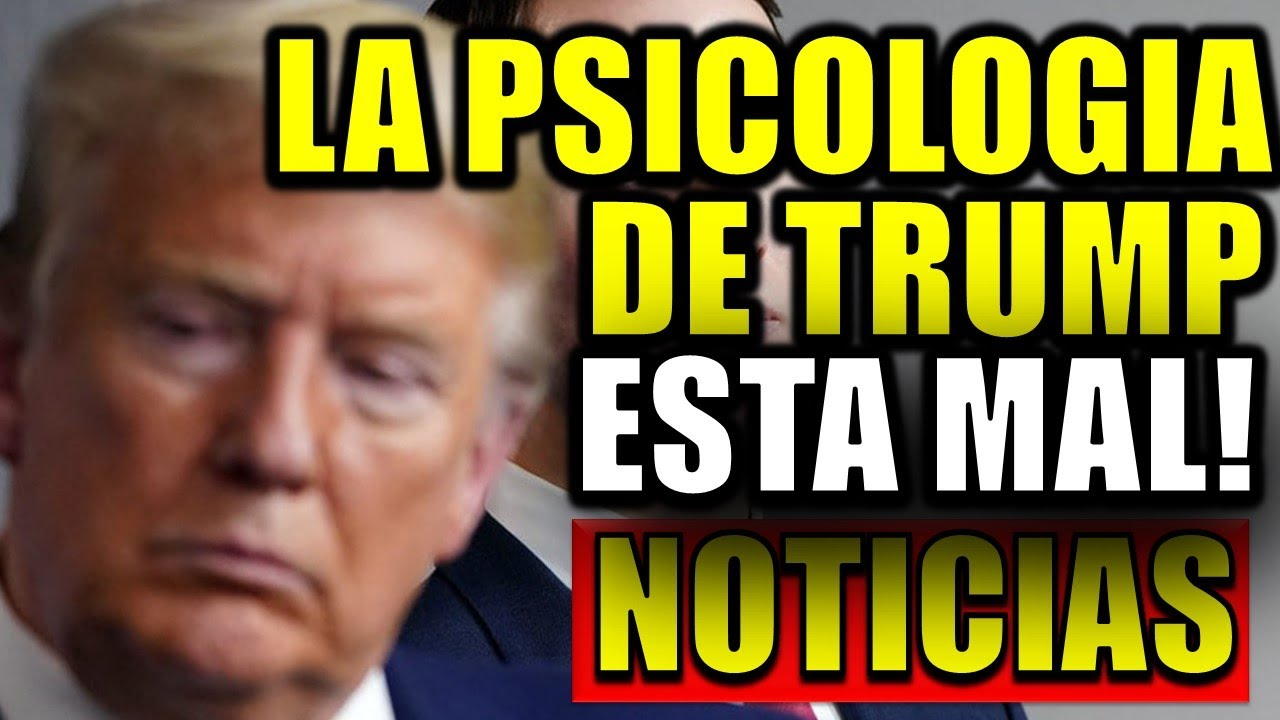 ULTIMO MINUTO EEUU 3 AUGUST! TRUMP Y SU PSICOLOGÍA! NOTICIAS IMPORTANTES DE ESTADOS UNIDOS! USA NEWS
