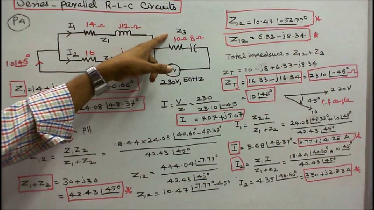 100 Problems In Ac Circuits - Part-16