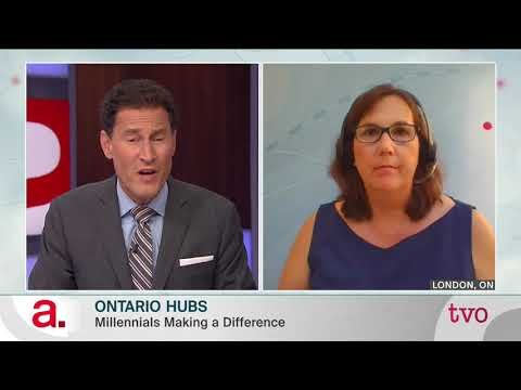 Ontario Hubs: Colonization Road and Millennials Make a Diffe