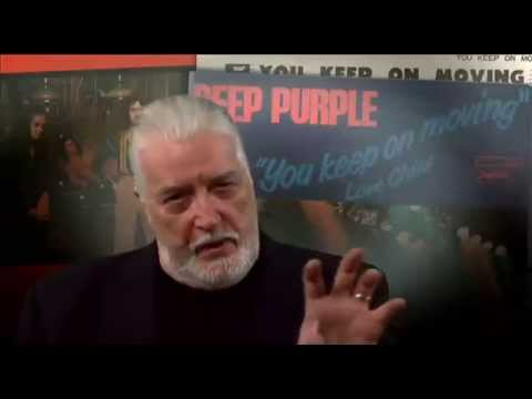 Deep Purple You Keep On Moving (Official Film Clip)