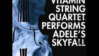 Vitamin String Quartet Performs Adele