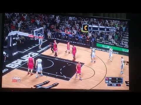 NBA 2014