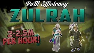Efficient Zulrah Guide | 2.5m+ GP/Hr | Autumn Elegy