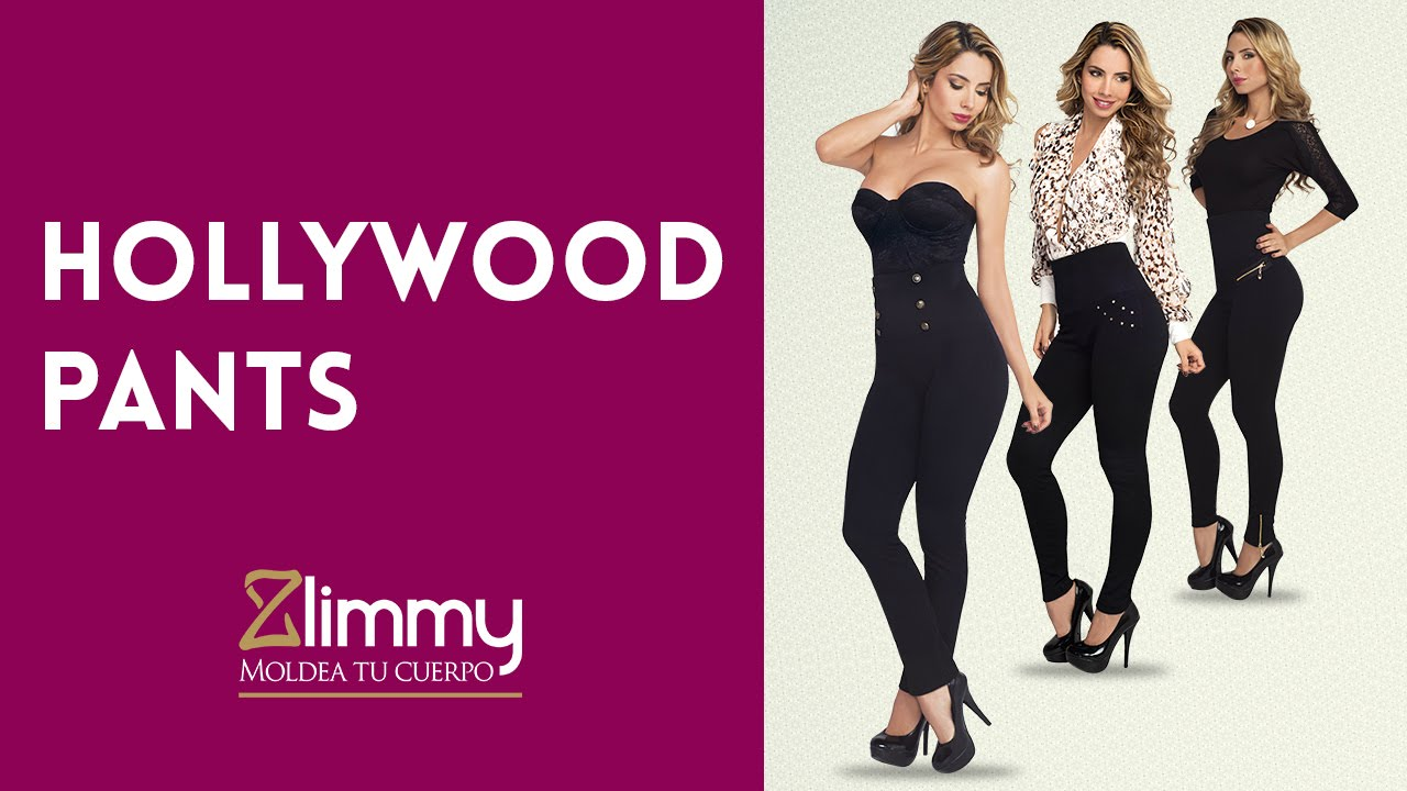 HOLLYWOOD PANTS - YouTube