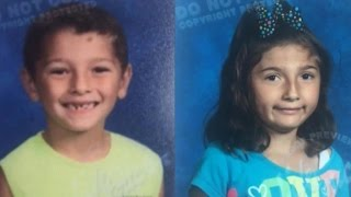 Cops: Mother Drove Dead Children to Police Station After Amber Alert Issued