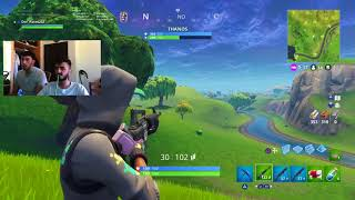 Fortnite Battle Royale NEW MODE THANUS - NOUVEAU SKIN - NOUVEAU DANCE💥💥💥