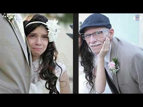تزوج من طفله في عمر حفيدته عمرها 17 سنة ويوم الزفاف وقعت الصدمة التي لن تصدقها ..!!