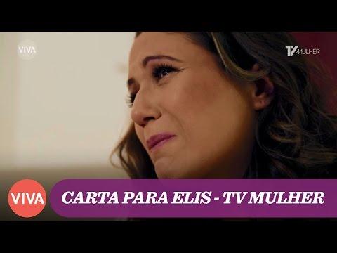 CARTA PARA ELIS REGINA - MARÍLIA GABRIELA - TV MULHER