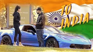 GOLD DIGGER Breaks up with BOYFRIEND for INDIA 🇮🇳 ✈️ *SHOCKING ENDING*