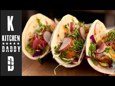 Fish Stick Tacos | Kitchen Daddy