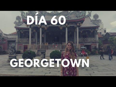 Día 60. Visita a Georgetown, Penang