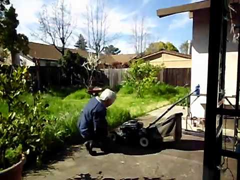 Gas Lawnmower Starts, but Won't Keep Running