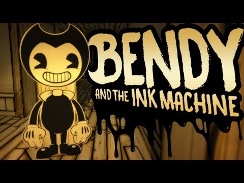 Bendy and the Ink MAchine Chapter 4 - despues PUBG