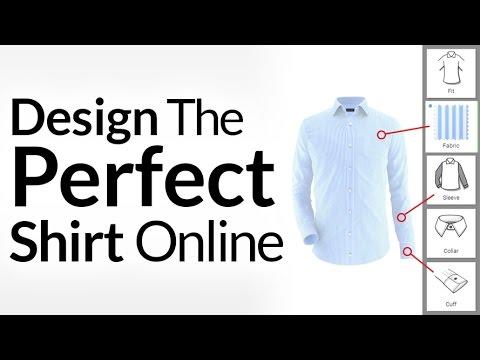 Design Perfect Shirt Online | Avoid Common Custom Shirt Mistakes |  Build Amazing Custom Shirt Video