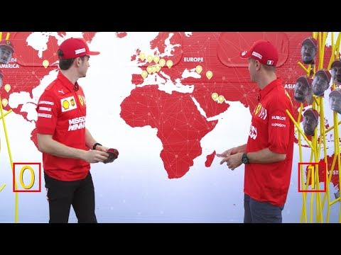 Sebastian Vettel & Charles Leclerc   Guess The Race?