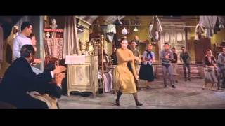 Cyd Charisse (1957) Silk Stockings [Red Blues]