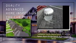 BETR HOME INSPECTION, LLC COMMERCIAL