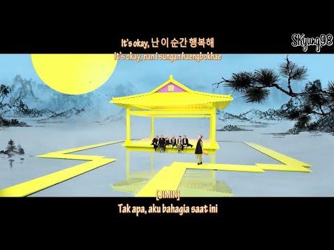BTS 'IDOL' MV [Sub Indo+Hangul+Romanisasi] (Color Coded) HD
