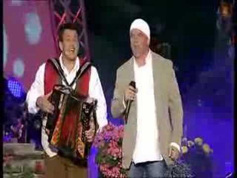 D.J. Ötzi & Marc Pircher - 7 Sünden 2005 live