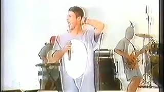 Mamonas Assassinas-Robocop Gay no Faustão_ 1995