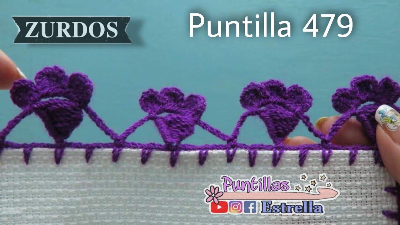 Puntilla 479 ZURDOS