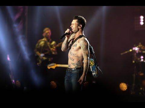 Rock in Rio Day2 Maroon 5